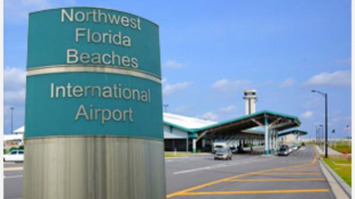 Northwest Florida Beaches International Airport is working to accommodate a growing crowd. Airport officials say they have applied for grants to help expand the terminal. (WJHG/WECP)