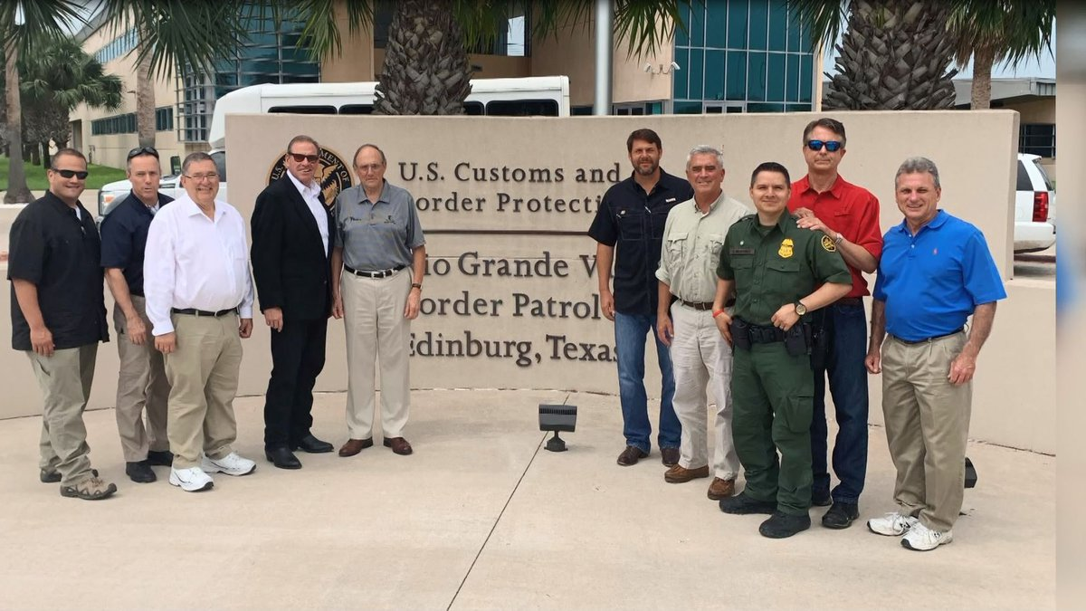 Congress Neal Dunn shares his experience during a visit to the U.S./Mexican border last week....