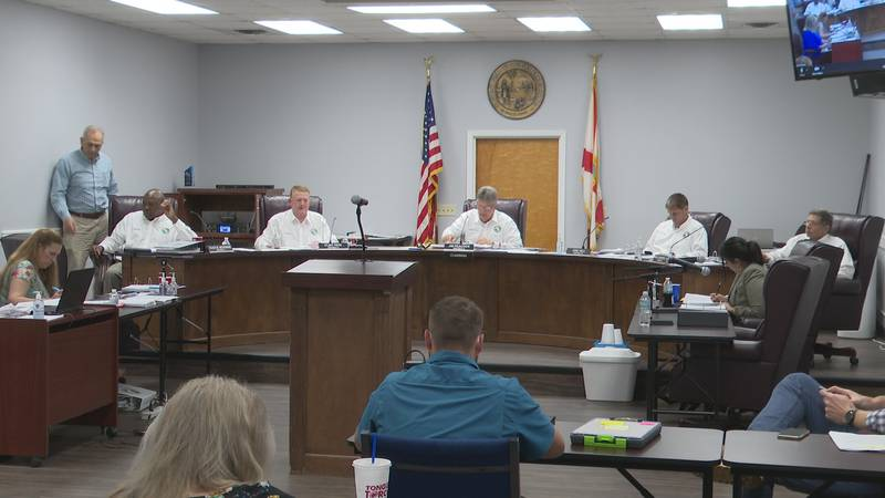 In a special meeting at 5:30 p.m. on Tuesday, Sept. 28, the Jackson County Board of County...