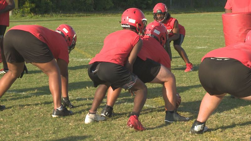Tornadoes through first week of spring drills