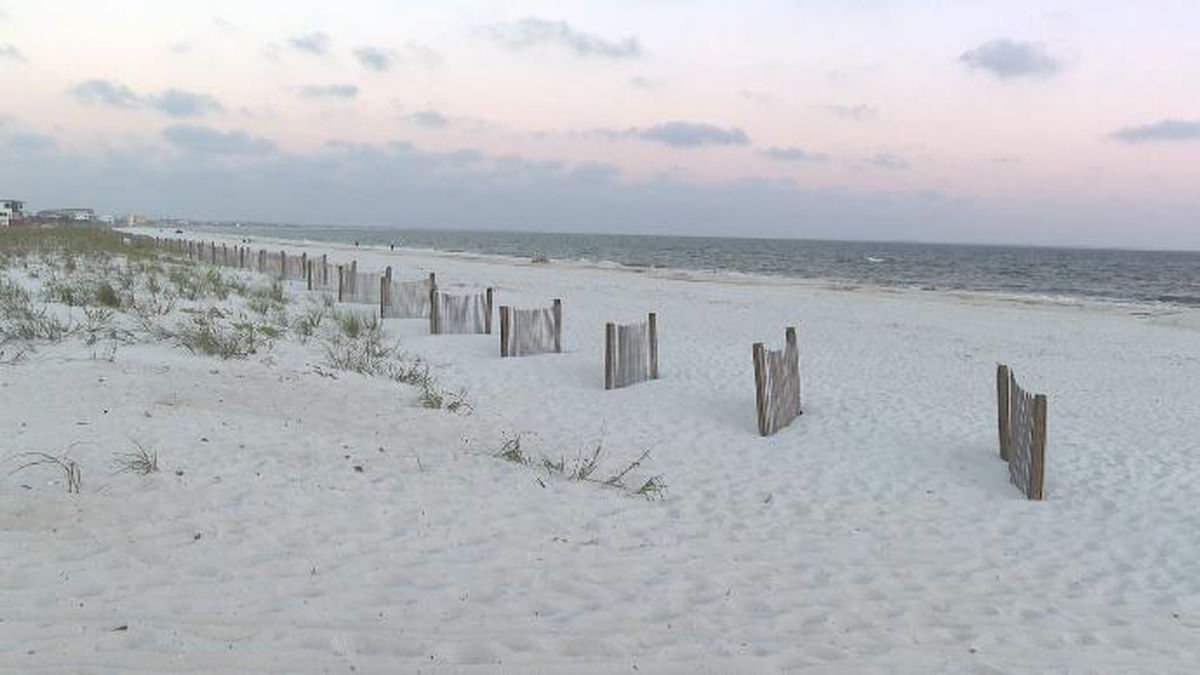 The City of Mexico Beach is reporting a release of 24,000 gallons of raw sewage. . (WJHG/WECP)
