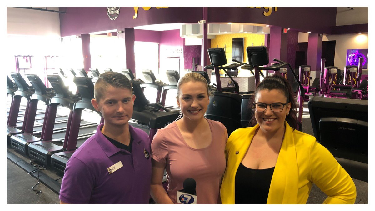 Planet Fitness In Parker Reopens