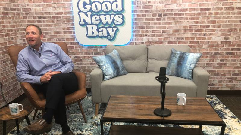 Local pastor starts podcast to share positive things happening in Bay County