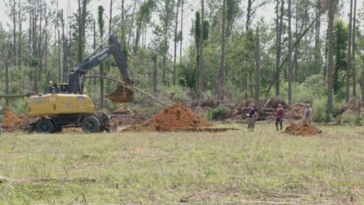 No human remains were found in the suspected graves at the Dozier School for Boys. (Capitol...