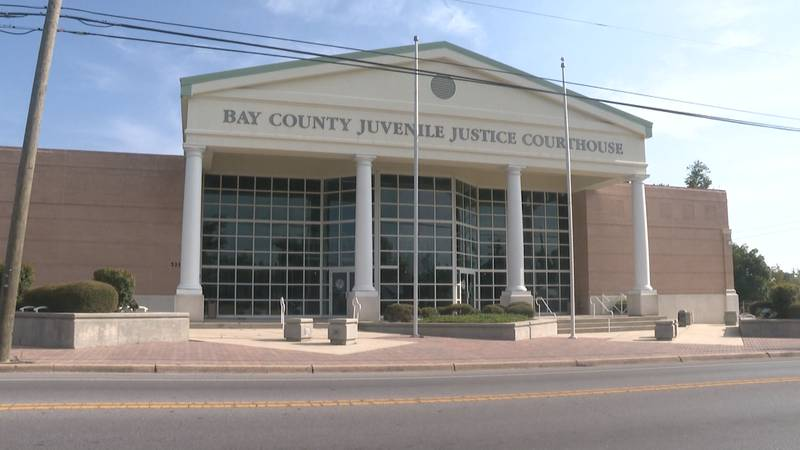 The Juvenile Courthouse is being merged with the main Bay County Courthouse on Mackenzie Avenue.
