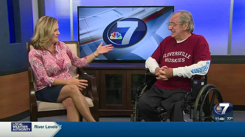 Loca Historian Bill Hudson joins NewsChannel 7 Tuesday Morning to take us back in time.