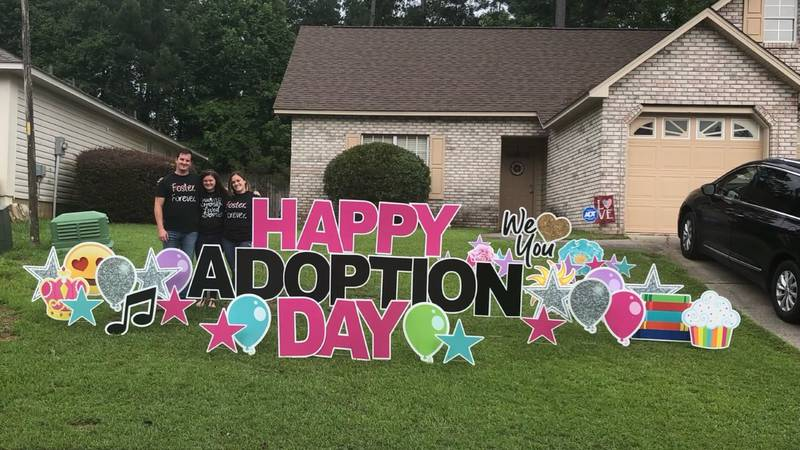 Northwest Florida Health set a goal of 184 adoptions for the 2020-2021 fiscal year and...