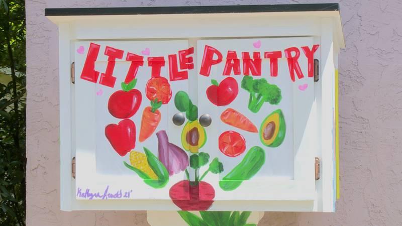 """Little Pantry"""