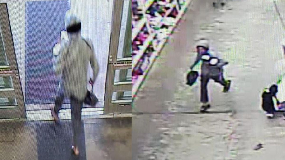 The Bay County Sheriff's Office is asking help to identify a woman who snatched the purse of an elderly shopper at a store on December 8th. (WJHG/WECP)