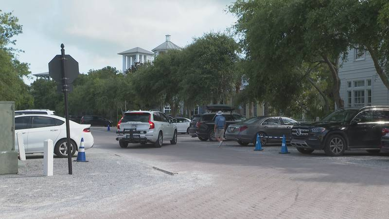 You can pay $15 to park for the day in Seaside.