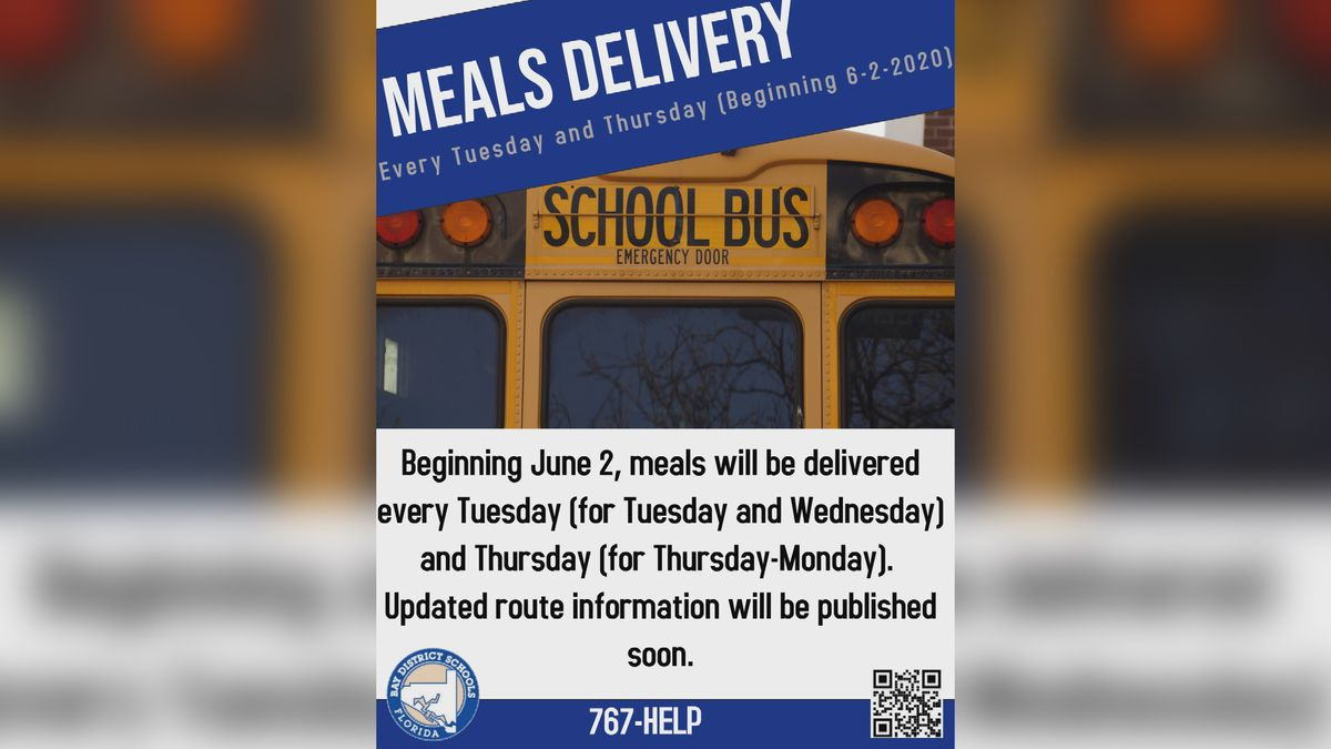 The summer meal deliveries will start on June 2 and be delivered twice a week on Tuesdays and...