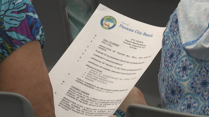 Panama City Beach city leaders are looking at ways to make Front Beach Road safer for both...