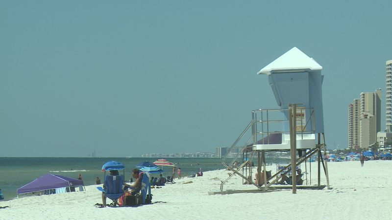 Beach Safety personnel will still be visible on the beaches.