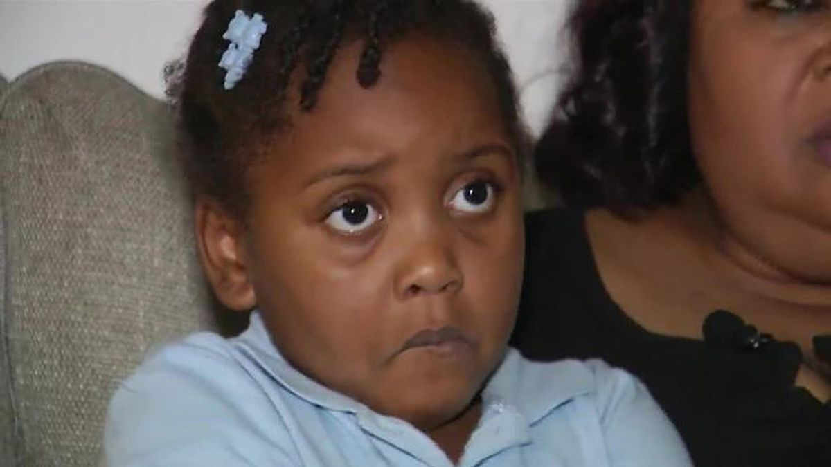 A Florida grandmother is demanding answers after her 6-year-old granddaughter was reportedly arrested. She says the girl threw a tantrum as any other kid would. (Source: WKMG/CNN)
