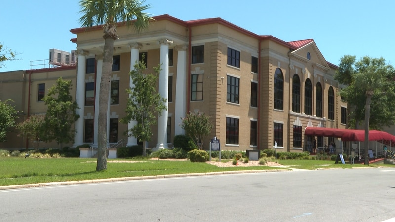 Due to a spike in COVID-19 cases, the Bay County Courthouse has closed its doors to in-person...