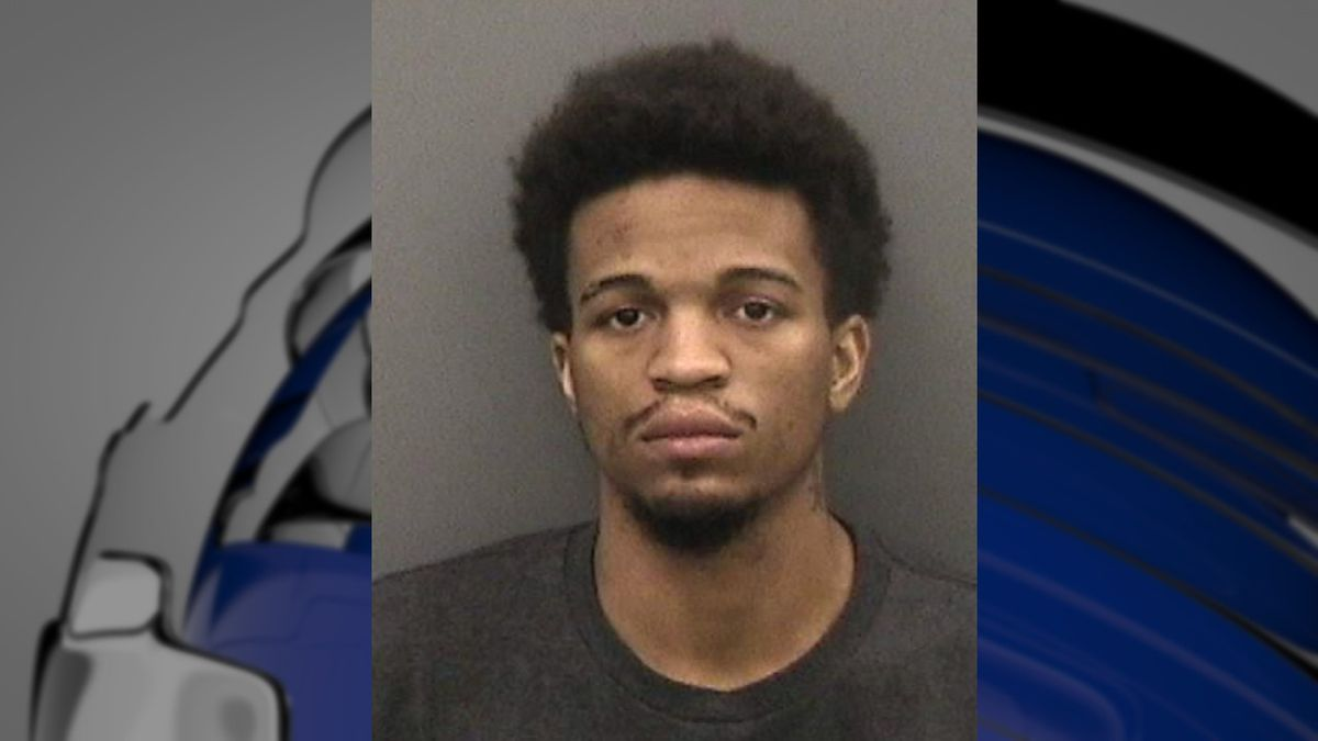 Corey Pujols, a Dunkin' employee in Tampa, was charged after a customer died on Friday.