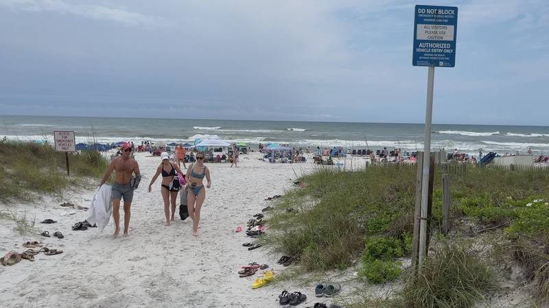 A new regional beach access could be coming soon to South Walton.