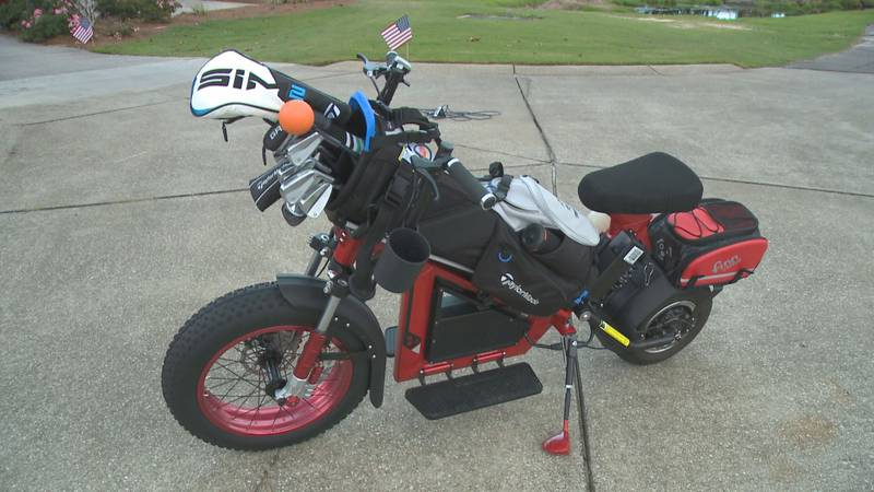 Bay Point's Finn Scooter