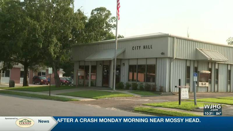 One Holmes County city is more than 100,000 dollars in debt.