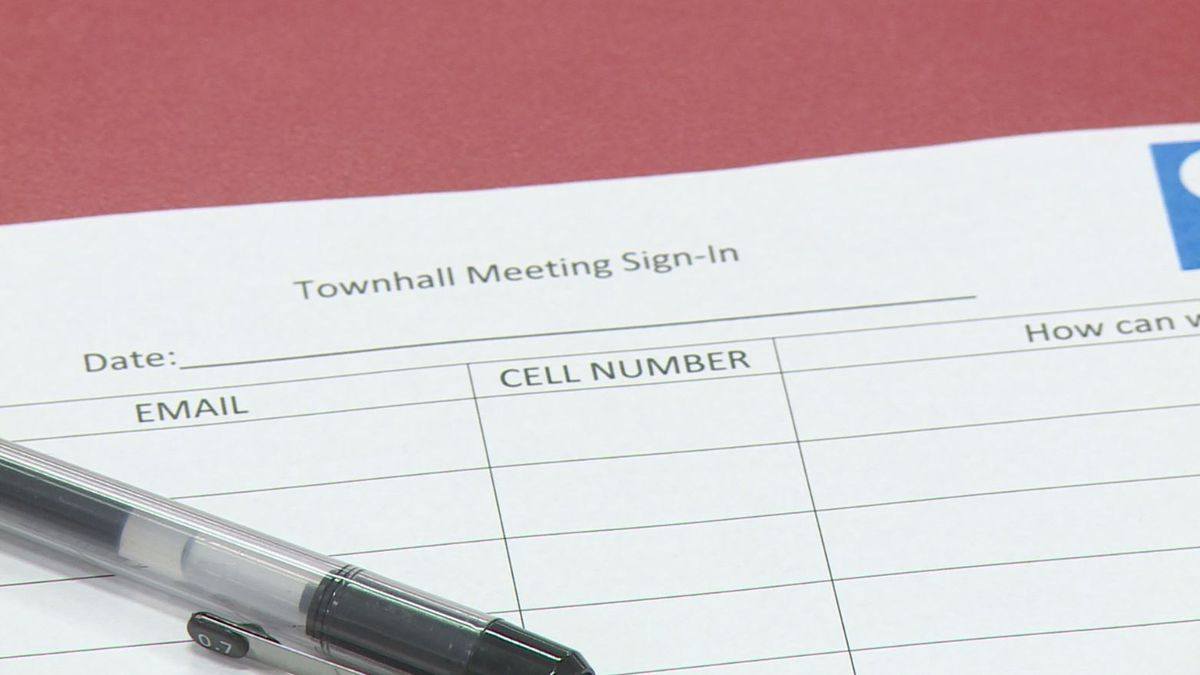 Bay District Schools is hosting town hall meetings this week to provide Hurricane Michael-related assistance to employees. (WJHG/WECP)