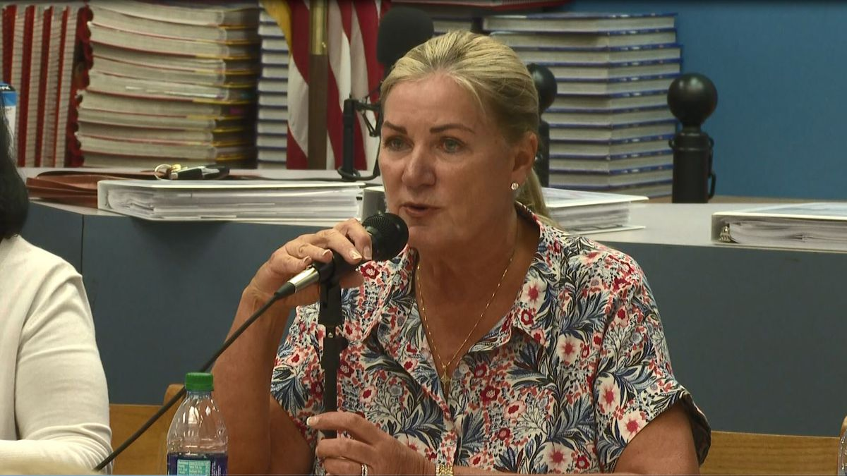 A Facebook impostor is impersonating Mayor Margo Anderson to solicit money. (WJHG/WECP)