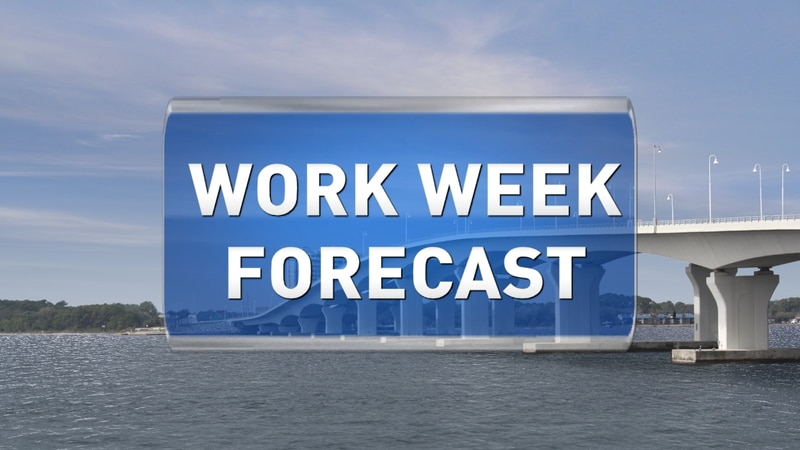 A look at the work week ahead