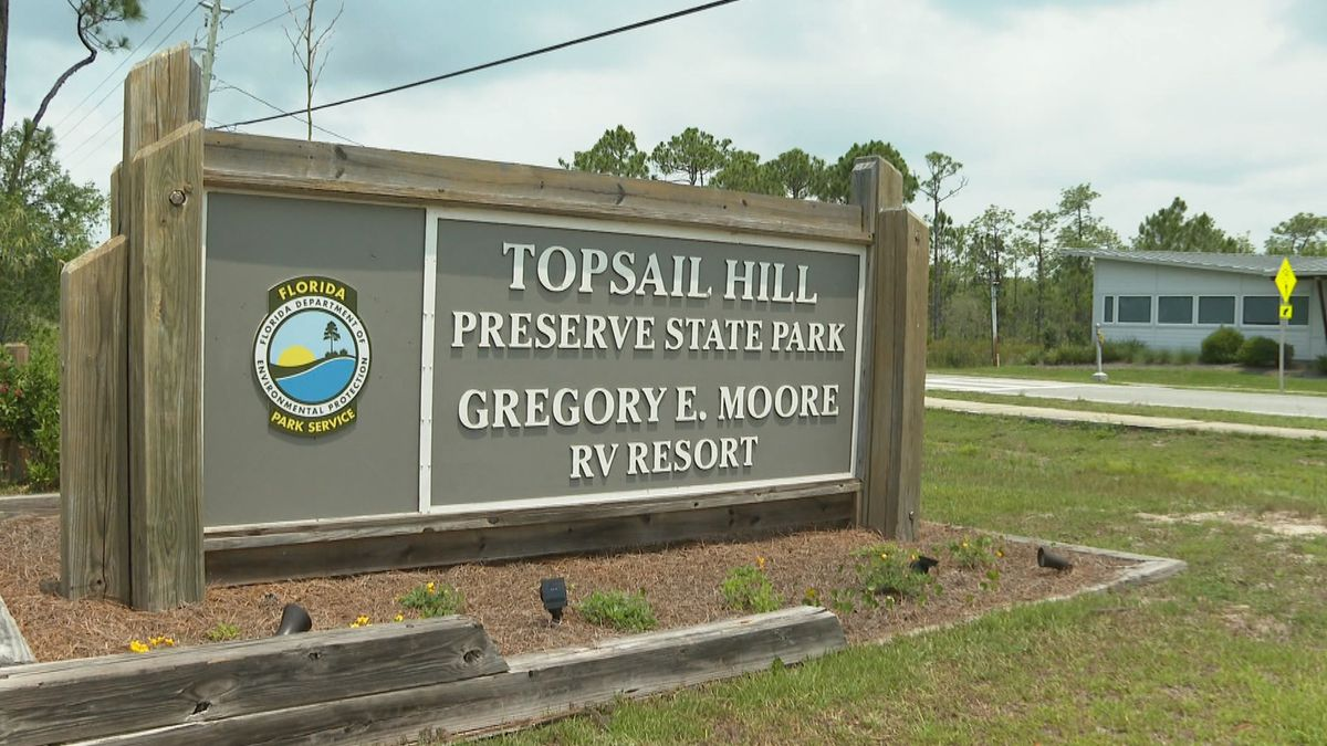 Charges were made after property was damaged at Topsail over the summer.