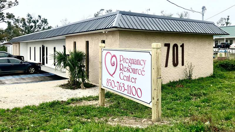 The Pregnancy Resource Center in Panama City is holding a drive-through diaper give away.