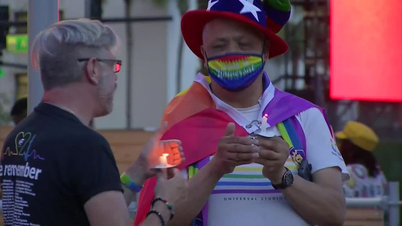 The deadliest attack on the LGBTQ community in U.S. history left 49 people dead and 53 people...