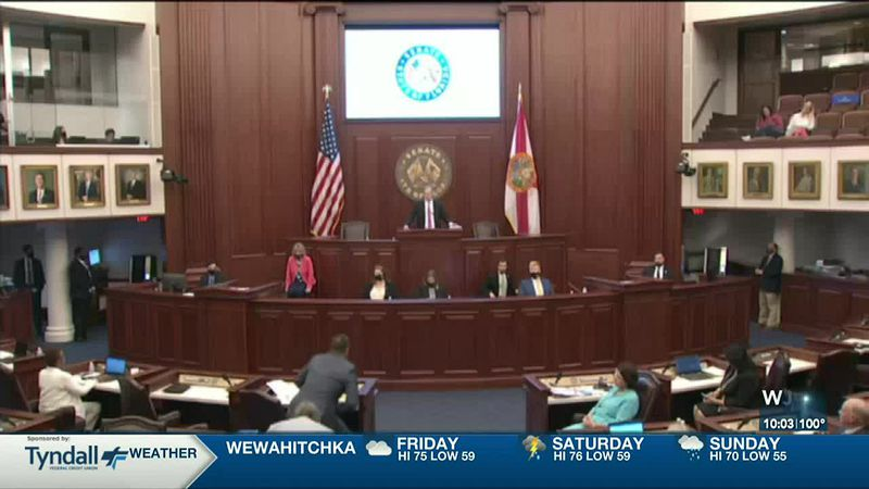 After nearly three hours of debate, the Florida Senate has voted to send the controversial...