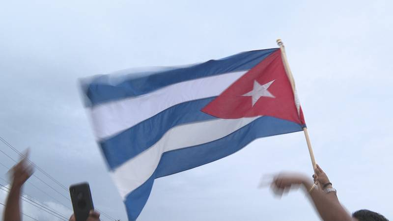 Now, Cubans are letting their voices be heard after all these years.