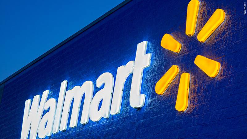 The Walmart in Marianna will temporarily close starting Wednesday afternoon.