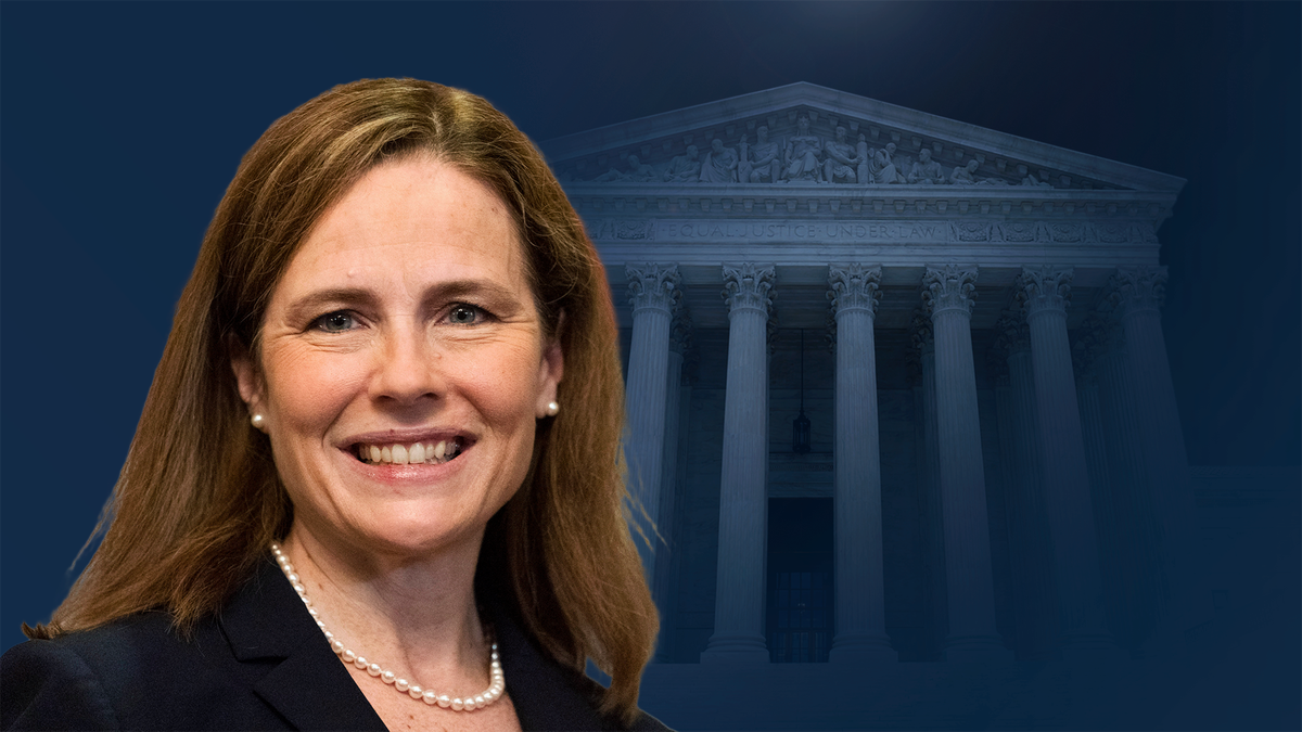 Barrett confirmed as a supreme court justice in partisan vote