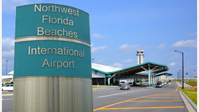 Northwest Florida Beaches International Airport is growing