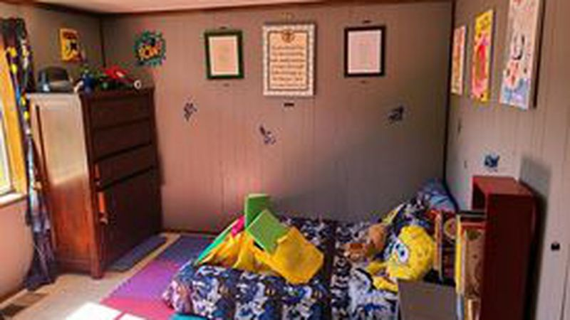 Rooms with a purpose helping kids that are not well, have fantastic rooms to live in.
