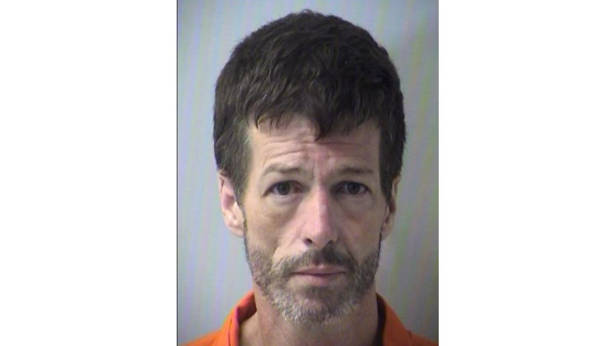 Deputies noted Adkins did not take any extra precautions after the first incident. (Okaloosa County Sheriff's Office)