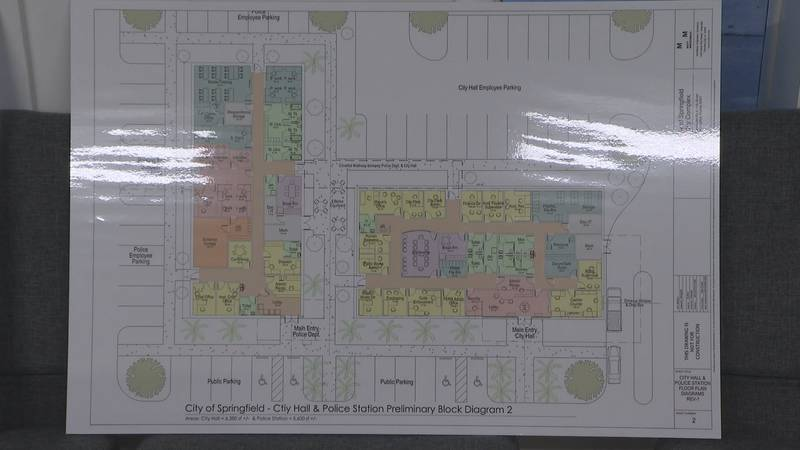 The City of Springfield wants to give its public safety agencies new permanent places of...