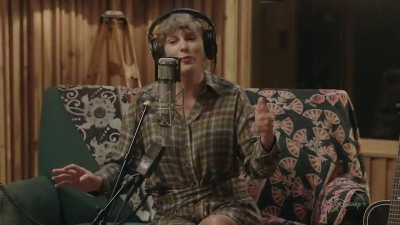In the film, Swift performs all 17 songs from the Grammy-nominated album and reveals the...