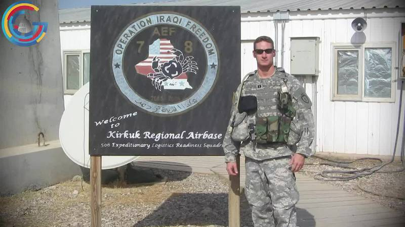 Florida Rep. Greg Steube (R) speaks out against the military's new mandate plans for Covid-19...