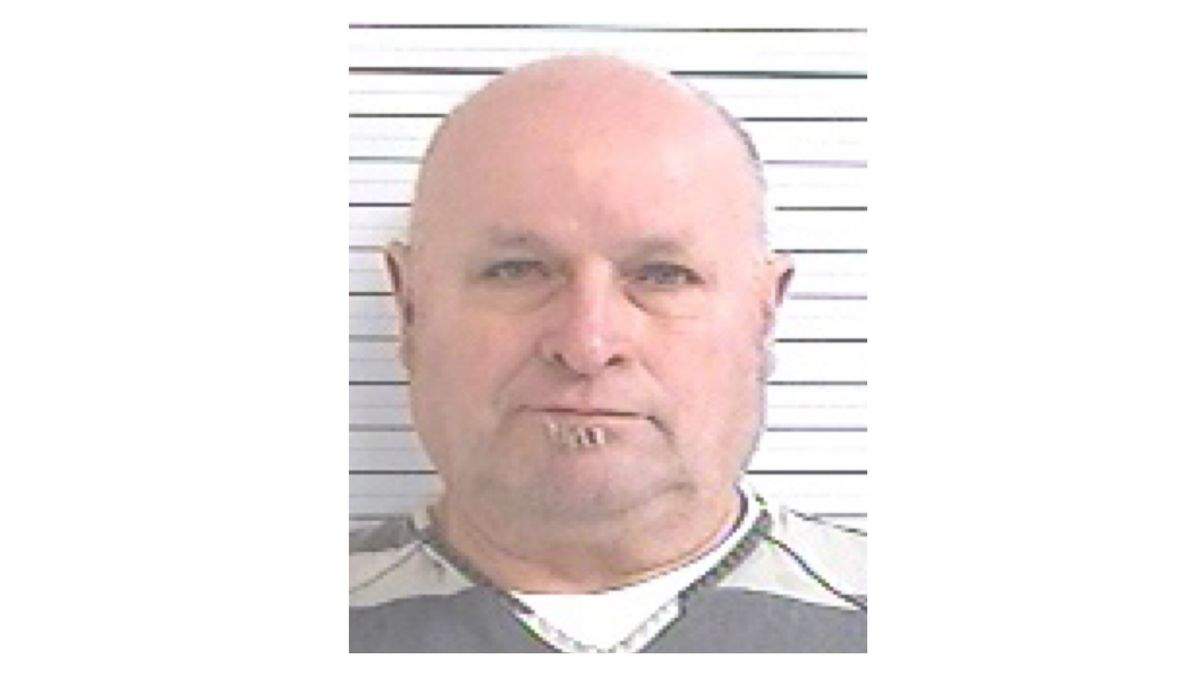 Carey Joe Bryant is charged with indecent exposure.