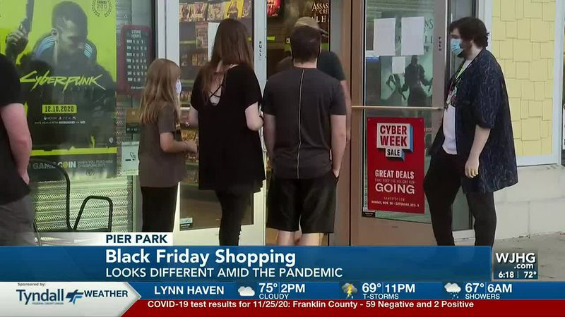 While Black Friday looked different this year, that didn't stop some locals from finding great...