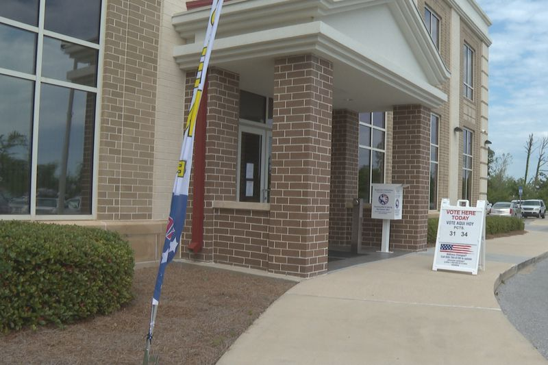 All eyes were on the tax referendum for Bay District Schools
