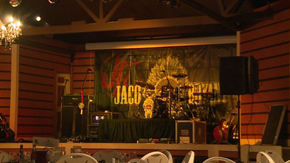 The Boots and Bling Gala, hosted by Girls Inc. of Bay County, featured a country music concert headlined by recording artist Jacob Bryant. (WJHG/WECP)