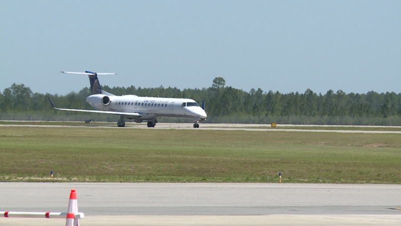 Northwest Florida Beaches International Airport passenger numbers expected to decline as summer...